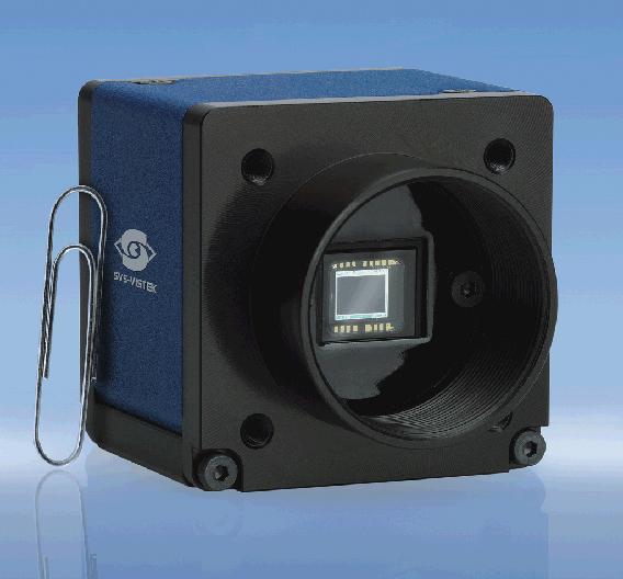 SVS-Vistek ergänzt derzeit seine GigE-Vision-Kamera-Serie »SVCam-ECO« um die beiden Modelle »eco445« und »eco618«.
