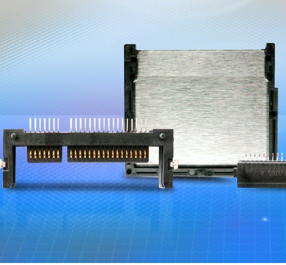CFast-Kartensteckverbinder