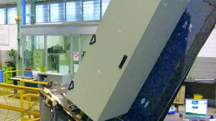 Varistar-Schrank MIL 901D