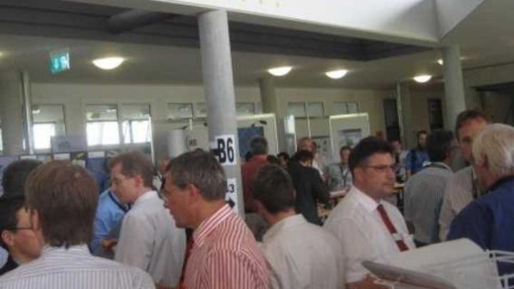 Die HF-Messe EEEfCOM zieht alljährlich viele Fachbesucher nach Ulm.