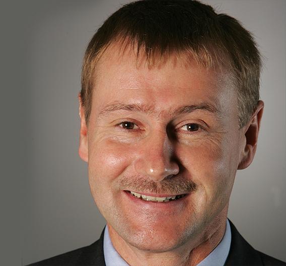 Klaus Helmrich, CEO Siemens Drive Technologies