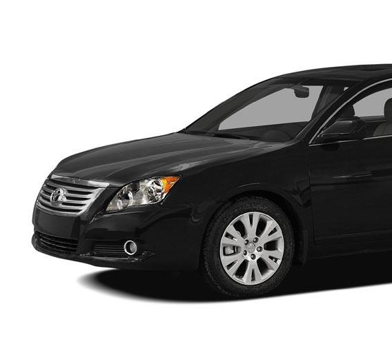 Der Toyota Avalon wird ab 2011 mit Gentex-RCD-Spiegelsystemen ausgerüstet.