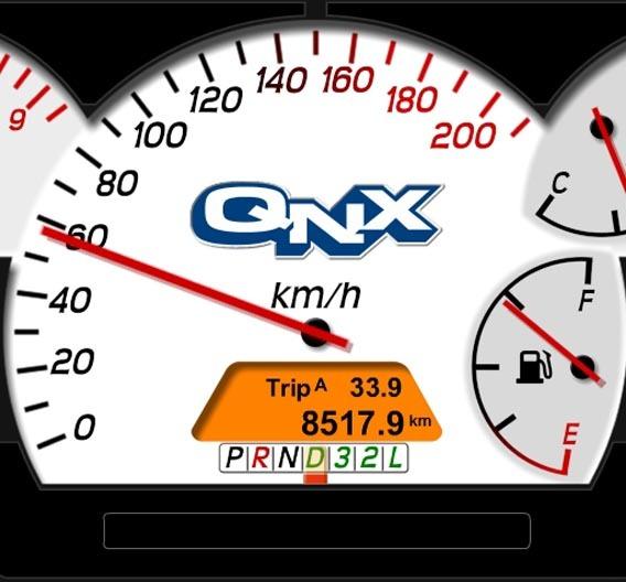 Audi hat sich für die Software von QNX entschieden