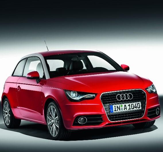 Audi setzt auch beim A1 auf die Infotainment-Netzwerk-Technologie MOST.