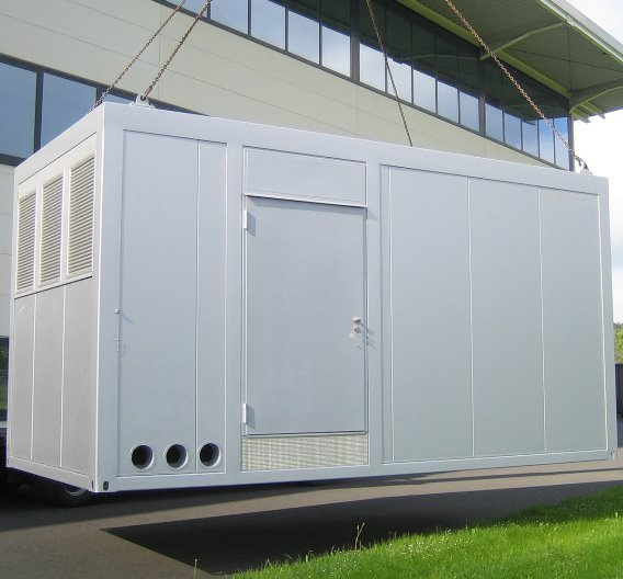 Rittal Data Center Container