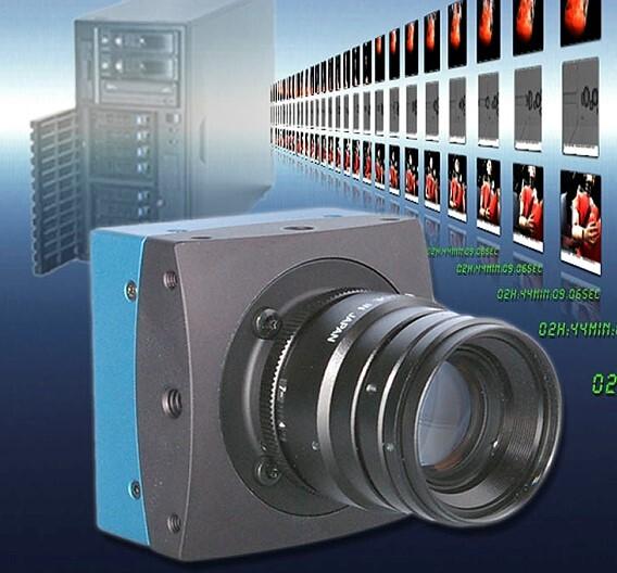 Das Hochgeschwindigkeits-Videosystem »MotionBLITZ LTR1« von Mikrotron