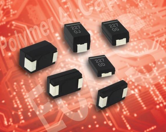 Kondensatoren auf der basis von leitendem Polymermaterial