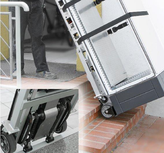 Elektrischer Treppensteiger ausgelegt für bis zu 540 kg
