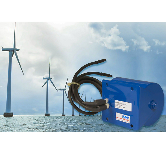 Induktive Bauelemente für Umrichter in Windturbinen