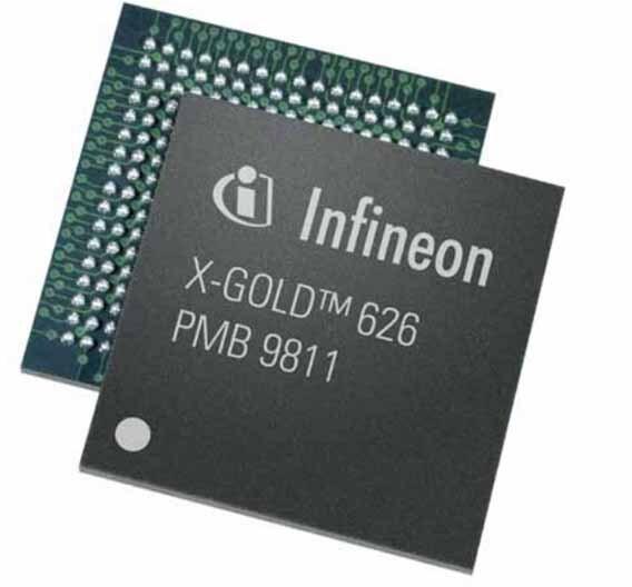 An wen wird verkauft? - Besonders mit den X-GOLD-Chipsätzen für Mobilfunk-Anwendungen ist Infineon recht erfolgreich.