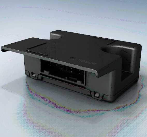Einsteigermodell der Airbag-Steuergeräteserie AB