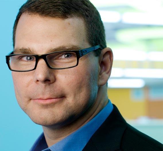 Derek Kuhn, neuer VP Sales and Marketing bei QNX.