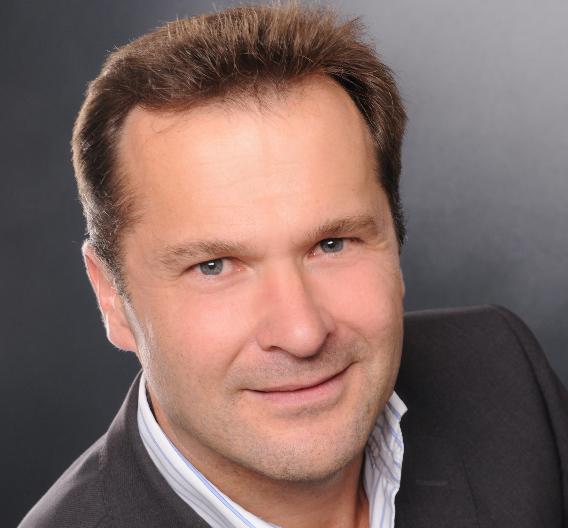 Thomas Katz, Managing Director der GSR Technology Deutschland GmbH