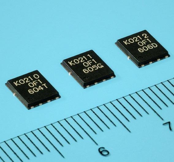 Bis zu 40 A leiten können die neuen Power-MOSFETs von Renesas.