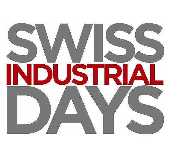 Das Logo der Messe »Swiss Industrial Days«