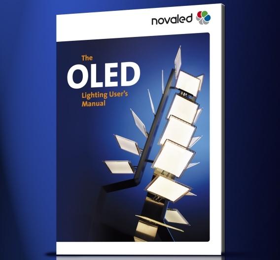 Das neue OLED-Handbuch informiert umfassend über Technologie, Design, Märkte und Potentiale der OLED-Beleucchtungen