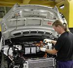 Produktionsstart für A-Klasse E-CELL in Raststatt