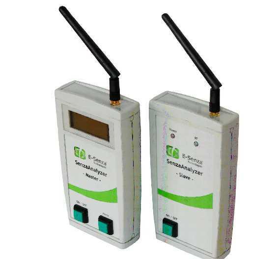 Für SenzaNET-gestützte Systeme ebenso geeignet, wie für die Analyse anderer Systeme wie wirelessHART oder ZigBee: der SenzaAnalyzer von E-Senza.
