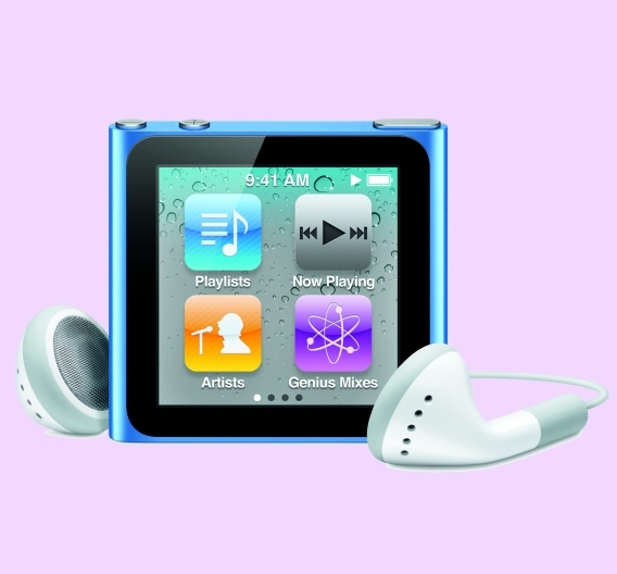 Die sechste Generation des iPod nano ist diesmal Gegenstand einer eingehenden Anlayse der Spezialisten von iSuppli.