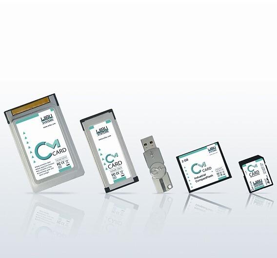 Die neue CodeMeter-Hardware von Wibu-Systems erfüllt die Anforderungen der industriellen Steuerungstechnik.