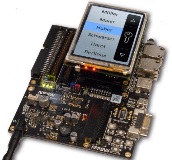 Eine Vielzahl von Anwendungsfunktionen beeinflussen die Hardwareauswahl maßgeblich.