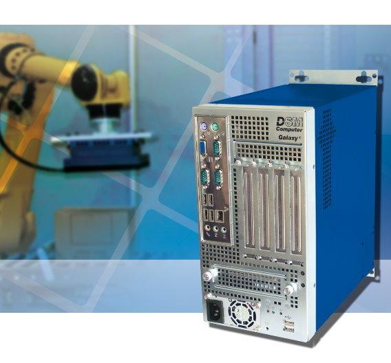Der »Galaxy G1-A« von DSM Computer nutzt Intels Dual-Core-Prozessor Atom D510.