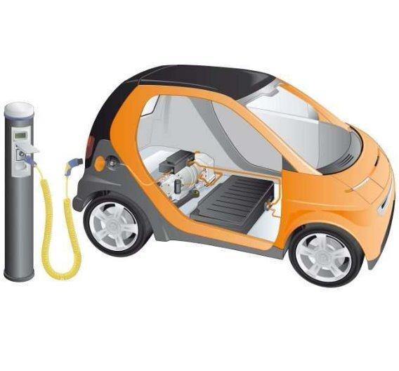 Ladesystem für Elektroautos