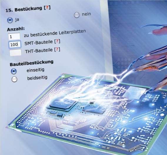 Ab sofot bietet Beta Layout auch Bestdückungsdienstleistungen für Muster- und Kleinserien an.