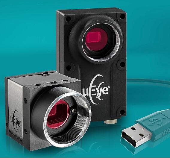Mit der neuen USB-Version 3.0 kompatibel sind die »uEye«-USB-2.0-Kameras von IDS Imaging Development Systems.