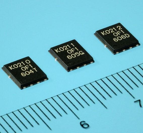 PowerMOSFETs RJK0210DPA, RJK0211DPA und RJK0212DPA von Renesas, erhältlich bei MSC