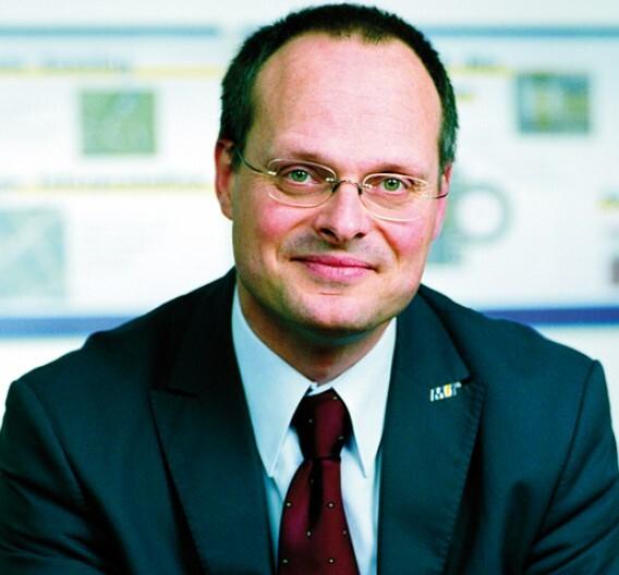 Dr. Olaf Munkelt, VDMA: »Projekte, die 2009 auf Eis lagen, werden nun realisiert.«