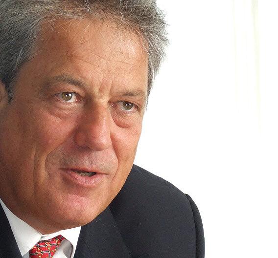 VDMA-Präsident Dr. Thomas Lindner auf der FDP-Herbstklausur: »Moderne Industriepolitik braucht einen politischen Ort! Den sehe ich im Moment leider nicht.«