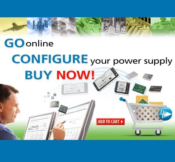 Online kundenspezifische Stromversorgungen bestellen