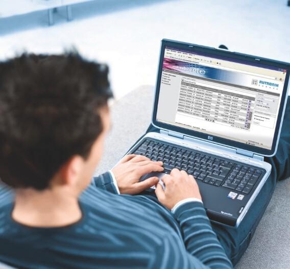 Rutronik Webg@te verfügt über eine parametrische Alternativproduktsuche, Online-Procurement, eine Markierung von abgekündigten Produkten und einen Datenblattservice.