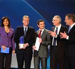 Die Gewinner des Deutschen Zukunftpreises