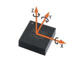 3D-Drehratensensor SD740 von SensorDynami