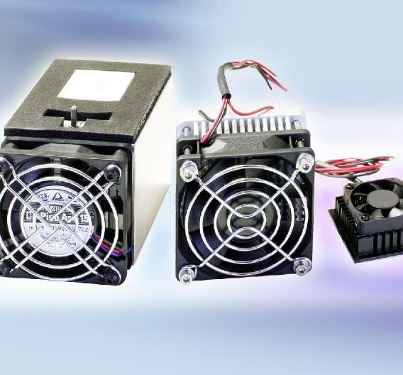 Neu bei Hy-Line Power ist das Produktspektrum des Thermomanagement-Spezialisten Uwetronic.