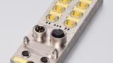 Mit dem Feldbusmodul »MVK Metall Safety« steigt Murrelektronik in die aktive Sicherheitstechnik ein.