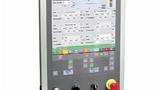 Taktiles Feedback erhält der Bediener des »Control-Panels« ETV 1941 von Sigmatek.