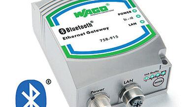 Bluetooth-Ethernet-Gateway (758-915)