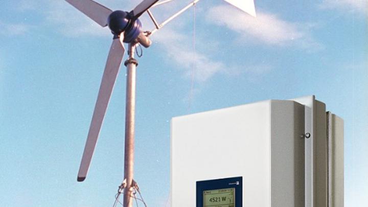 Sieb & Meyer seinen Einspeiseumrichter »aeocon 3600« durch die leistungsstärkere Version »aeocon 4000« ersetzt.