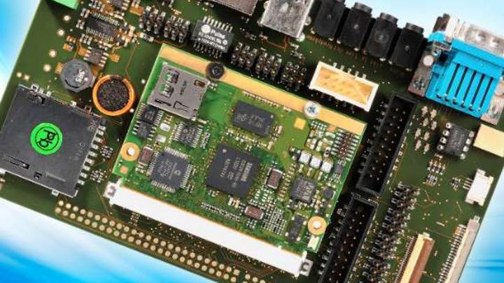 Die neuen nanoRISC®-Module bieten durch ihre Pinkompatibilität und die Verwendbarkeit unterschiedlicher CPUs.