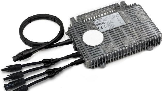 kostensparende photovoltaik wechselrichter auf modul ebene