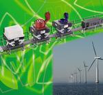 Wieland Electric: Beleuchtungslösung für WKA