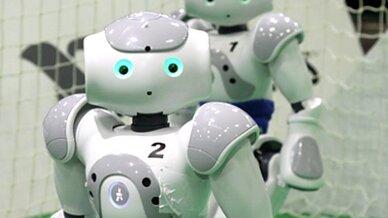 Robocup, Roboter Nao