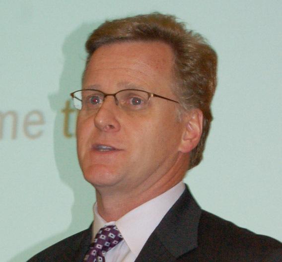 """Bradley Howe, Vice-President IC Engineering bei Altera: """"Glasfaser wird bis zum Desktop kommen."""""""