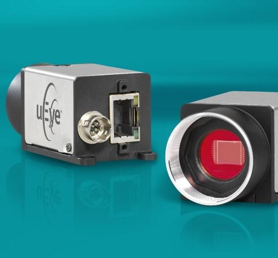 Eine hohe Lichtempfindlichkeit und Farbtreue bietet die PoE-Kamera UI-5240CP von IDS Imaging Development Systems.