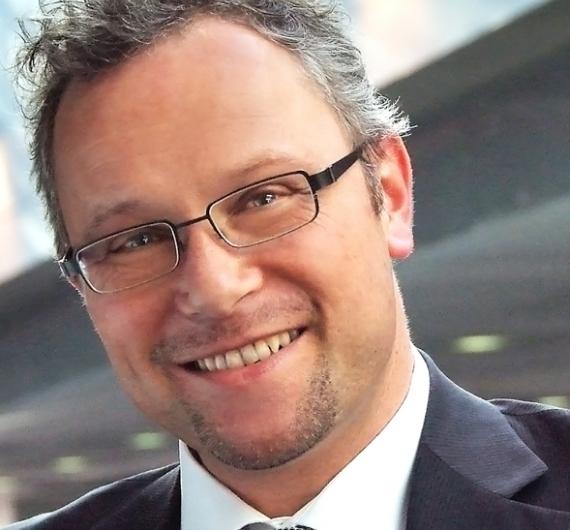 Rhetorik- und Verkaufstrainer Ingo Vogel