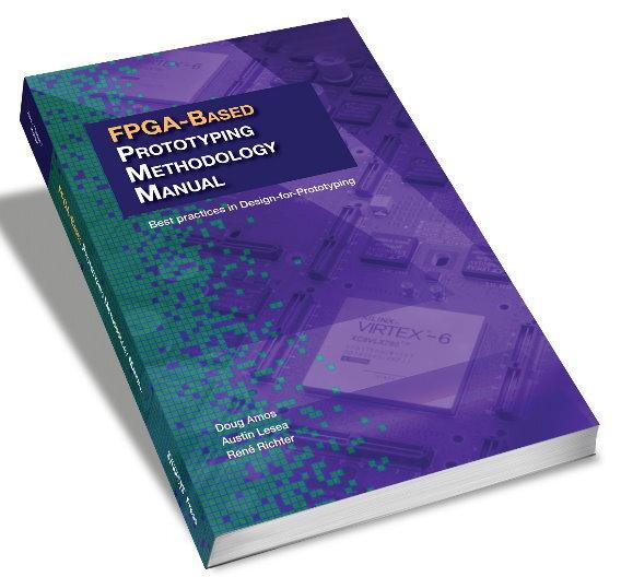 Das »FPGA-Based Prototyping Methodology Manual« ist eine Gemeinschaftsarbeit von Synopsys und Xilinx