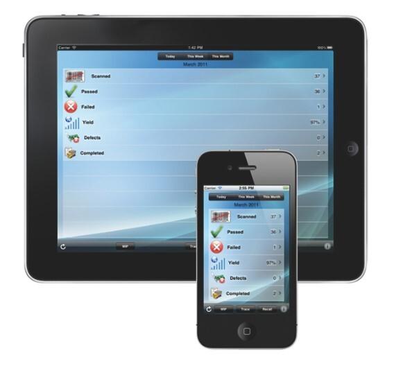 Die App »Aegis inSite« steht für Aegis-Kunden kostenlos im App-Store zur Verfügung.